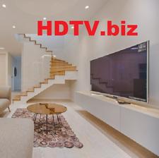 HDTV.biz >>> 15 YO Aged LLLL Premium Domain / High Google search traffic