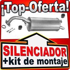 Silenciador Trasero TOYOTA YARIS 1.0 1.3 87HP 1999-10.2005 Escape CCH