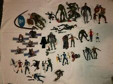 Huge lot of Resident Evil Action Figures - toy biz and more