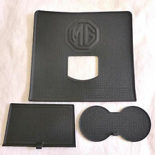 MG3 RUBBER DASHBOARD MATS, GENUINE MG PART, BRAND NEW (30083386)