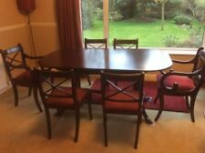 Wooden Up to 8 Seats 7 Pieces Dining Tables Sets