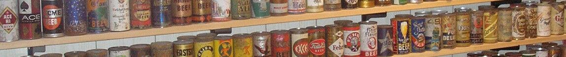 Marks Collectable Beer Cans