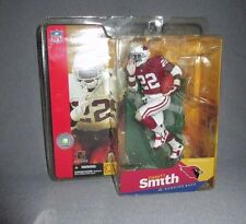 New Mcfarlane'S Series 6 Emmitt Smith Variant Red Jersey Red/White Gloves*