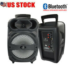 Portable BT Bluetooth Party Speaker 8