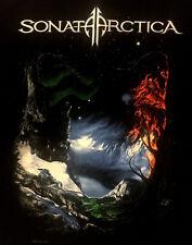 SONATA ARCTICA cd lgo THE DAYS OF GRAYS Official 2009 TOUR SHIRT XL New oop