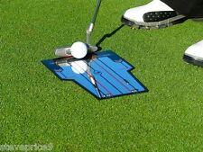 Eyeline borde Golf Putting espejo, Ayuda Práctica