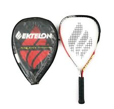 Ektelon Ascent Titanium Longbody Racquetball Racquet X-Small Grip + Case
