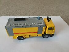Solido France 1/50 scale #3131 Mercedes Forest Fire Foam Truck Nice!