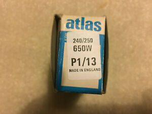 Atlas P1/13 Photograhic lamp