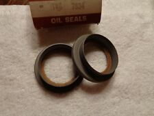 1961 62 63 64 65 66 67 68 69 70 + FORD ECONOLINE TRUCK + Front Wheel Seals NOS