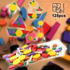 Creative Wooden Toys Puzzle Blocks Unlimited Puzzle Children Kids Toys