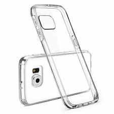 For Samsung Galaxy S6 Edge Shockproof Rugged Hybrid Rubber Phone Cover