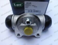 Rear Wheel Brake Cylinder For Renault Kangoo 22.2mm LPR4028