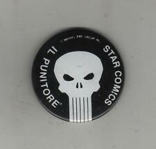 SPILLA IL PUNITORE  THE PUNISHER vintage gadget originale marvel star comics PIN