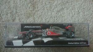 Lewis hamilton Vodafone Mclaren Mercedes MP4-26 Chinese GP Win 2011 1:43 Diecast