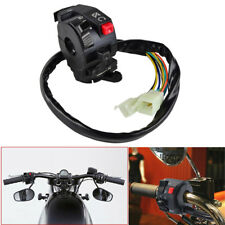 "7/8"" Motorcycle ATV Handlebar Start Stop Headlight Hi/Low Throttle ON-Off Switch"