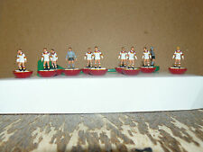 AS ROMA 1980 2ND KIT   SUBBUTEO TOP SPIN TEAM
