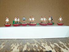 Como Roma 1980 2ND kit Subbuteo Top Spin Equipo