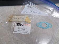 NOS OEM Yamaha Intake Gasket EC2000 EC2800 EF1200 YP20 YS624 796-13557-00