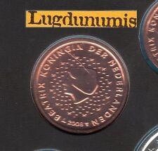 Pays Bas 2008 - 2 Centimes D'Euro  FDC provenant coffret 40000 exemplaires