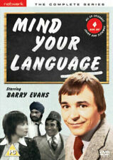 Mind Your Language: The Complete Series (DVD, 2007, 4-Disc Set)