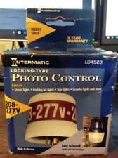 NEW INTERMATIC LC4523 LOCKING PHOTO CONTROL