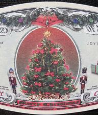 Merry Christmas FREE SHIPPING! Twenty-five dollar novelty bill