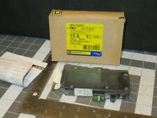 Square D 15A 120V 1P Arc-D-Tect Circuit Breaker Qo115Afi Nib