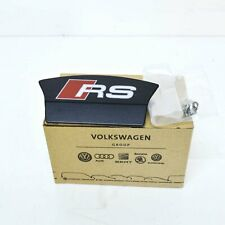 Audi RS4 8W2 Rear Caliper Name Plate Repair Kit 8K0698221A NEW GENUINE