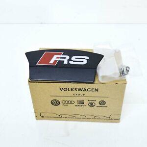 Audi RS4 8W2 Rear Caliper Name Plate Repair Kit 8K0698221A NEW GENUINE