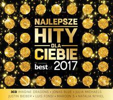 Najlepsze hity dla Ciebie: The Best Of 2017  (3CD) POLISH Shipping Worldwide