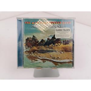 THE MARSHALL TUCKER BAND - LONG HARD RIDE - CD AUDIO