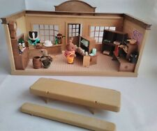 Sylvanian Families Vintage Village Store Shop Food & Grocery Items Figures Famil