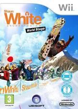Shaun White Snowboarding 2: World Stage Nintendo Wii PAL Brand New