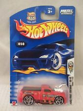 Hot Wheels  1st Editions  2003-050  Ford F-150  Red  NOC  1:64 scale (417) 56376