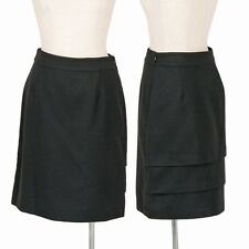 PROPORTION BODY DRESSING Glitter back skirt Size 3(K-32790)