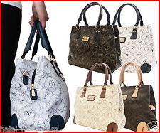 Damen Handtasche Damentasche Umhängetasche Schultertasche Giulia Pieralli 26998.