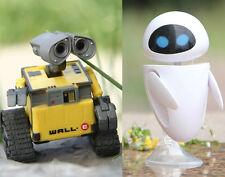 WALL-E  wall + Eva Figure pvc figures toy doll new 2pcs best gift