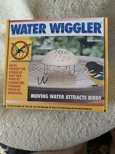 Water Wiggler By Allied Precision Birdbaths