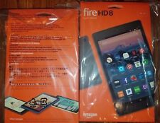 Amazon Fire HD 8 Tablet with Alexa (16 GB, Black, 2017 Gen) Brand New In Box NIB