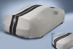 2016-2020 Ford Mustang Shelby GT350 Car Cover w/ Raised Spoiler OEM FR3Z19A412F