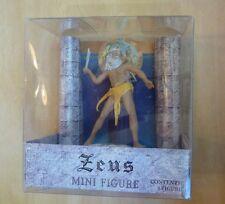 Sababa Toys Mythology Ology World Greek god Zeus mini figure from 2007