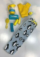 "Skipper 10.5"" Doll Clothing: Lot of Pjs Pajamas & Toiletries Olsen"
