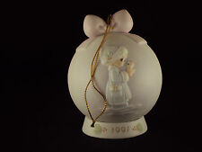 Precious Moments Ornament, 526940, May Your Christmas Be Merry, Vessel Mark