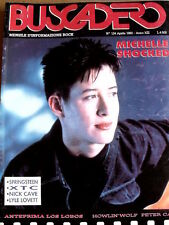 Buscadero 124 1992 Michelle Shocked Bruce Springsteen XTC Nick Cave