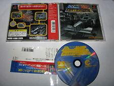 Formula Grand Prix Team Management Sim 2 1997 Playstation PS1 Japan import