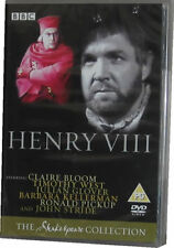 Henry VIII BBC Shakespeare Collection DVD - New Sealed