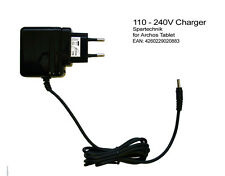 220V Chargeur AC pour ARCHOS 70 70B et 101 MP3 E-Book Video TV 110 - 230V