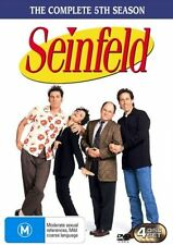 Seinfeld : Season 5 (DVD, 2005, 4-Disc Set) Free Post!!