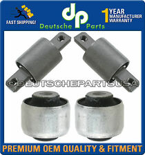 VOLVO V70 XC XC70 CROSS COUNTRY CONTROL ARM ARMS BUSHING FRONT REAR SET 4